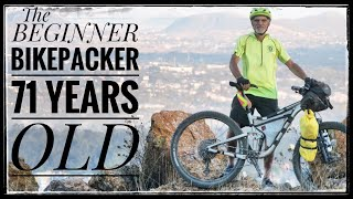 NEVER TOO LATE // Ron's First Bikepacking Trip at 71 (He's Amazing!)