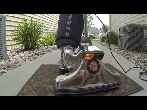 1951 1952 Kirby Model 511 & 512 Antique Vintage Vacuum Cleaner Restored
