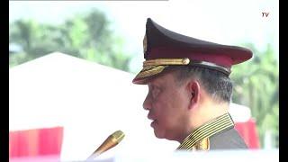 [FULL] Di Hadapan Presiden Joko Widodo, Kapolri: Kiranya Tunjangan TNI-Polri Naik 100%