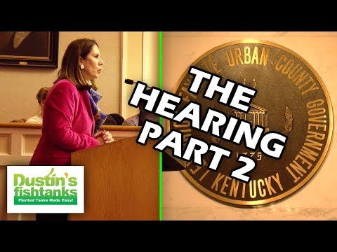 NEW GREENHOUSE THE HEARING PART 2: I Can't Believe This Is Happening