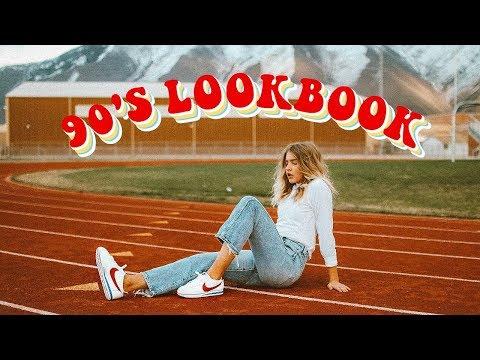 90'S LOOKBOOK | Marla Catherine