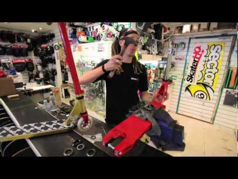 SkaterHQTV - How to remove headset cups