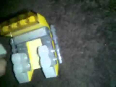 Lego how to make gta iv bazooka and plane pod