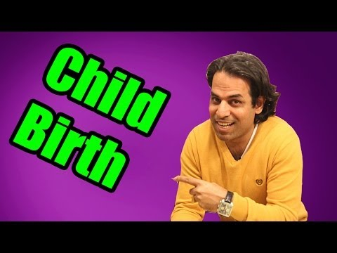 Timing of child birth in Vedic Astrology with example