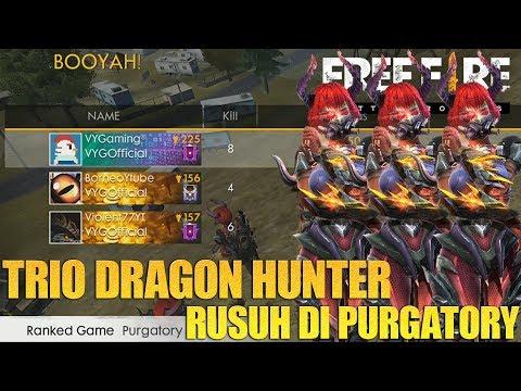 Xxx Mp4 AKSI TRIO BARBAR RUSUHIN WARGA PURGATORY PAKE BUNDLE DRAGON HUNTER FREE FIRE INDONESIA 3gp Sex