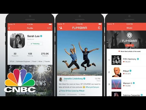 This Video-Sharing App Is Taking On Instagram | The Pulse | CNBC
