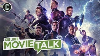 Download Avengers: Endgame Tickets Pre-Sale Breaks The Internet - Movie Talk Video