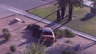 Police: Man tries to run over woman near Walter Johnson Junior High