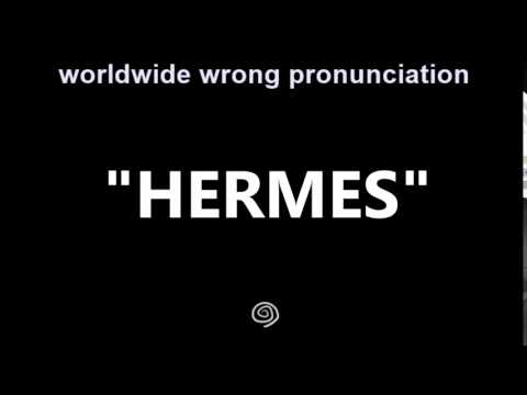 HERMES - Let's pronounce wrong