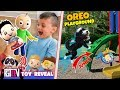SHAWN REACTS TO OUR FGTEEV TOY LINE OREO PUPPY Uses PLAYGROUND FUNnel FV Family Vlog