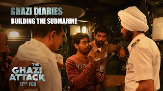 The Ghazi Attack | Building The Submarine | Ghazi Diaries