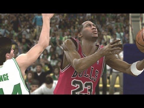 Recreating Michael Jordan's 63 point game vs the Celtics