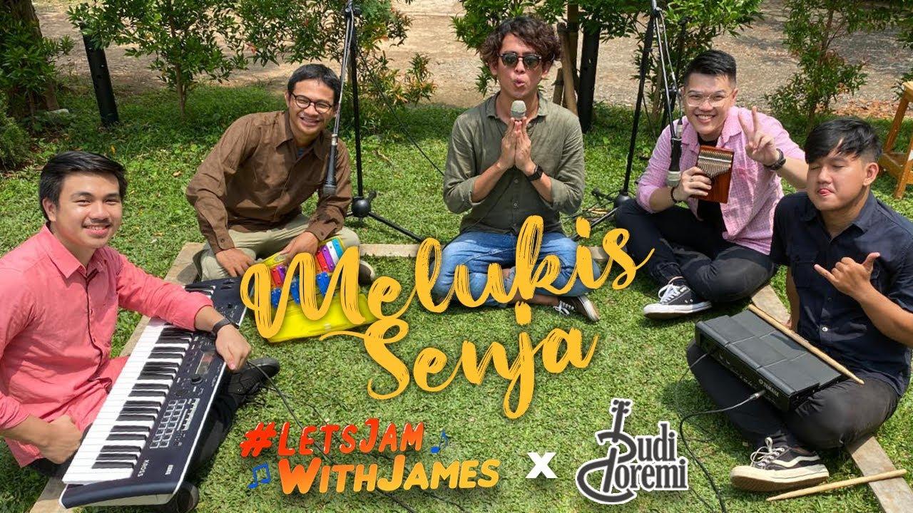 Budi Doremi - Melukis Senja (Kalimba Version) with #LetsJamWithJames