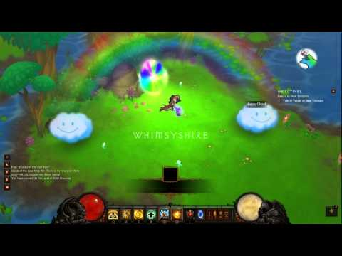 FIRST TIME IN WHIMSYSHIRE - DIABLO 3 (How to)