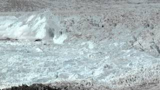 """CHASING ICE"" captures largest glacier calving ever filmed - OFFICIAL VIDEO"