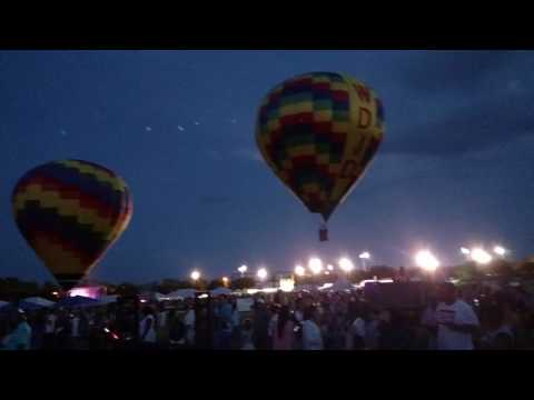 Red River Balloon Rally 2017