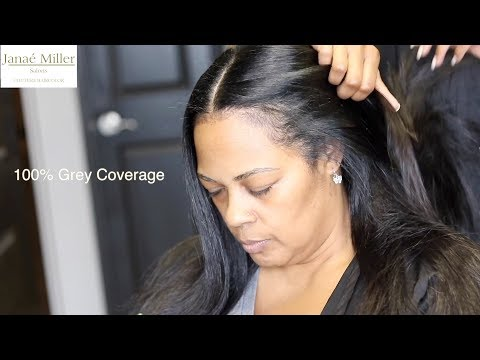 Tips On How To Achieve 100% Grey Coverage