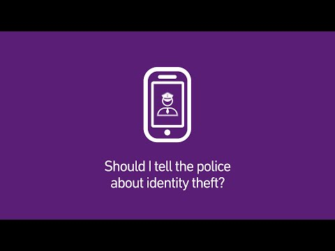Reporting Identity Theft: Should I Tell the Police? | Experian Credit 101 Express