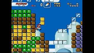 Super Mario World Castle 8-bit Remix