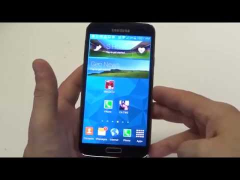 Samsung Galaxy S5 How To Take a Screen Shot - Fliptroniks.com