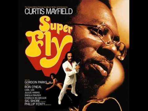 Curtis Mayfield - Pusherman