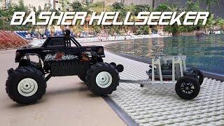 Basher Hellseeker Speedtest & Tropical Island Ausflug Full HD