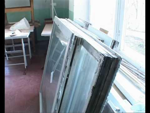 Windows insulation activity of Ecoclub 2