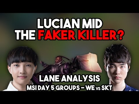 Xxx Mp4 LEAGUE THOUGHTS Why Was Lucian Mid Able To Succeed 3gp Sex