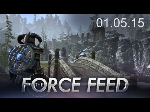 Force Feed - ESO F2P Potential, PS2 PS4, PSN Downtime