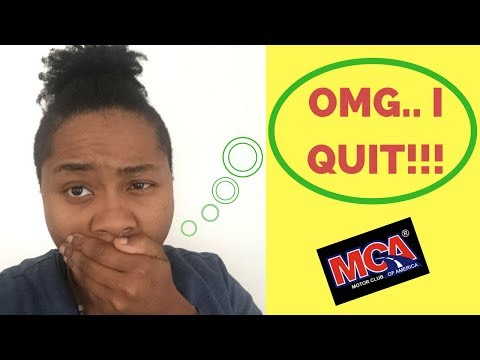 I Quit MCA Motor Club Of America | Former MCA Rep REVEALS Why She Quit Don't Join Until You Watch