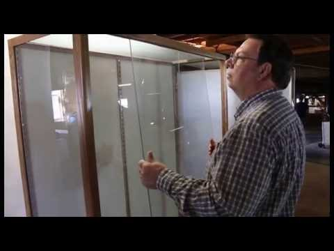 How To Install Glass Doors - Waddell Case