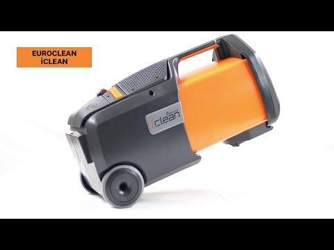 Euroclean iClean Vacuum Cleaner