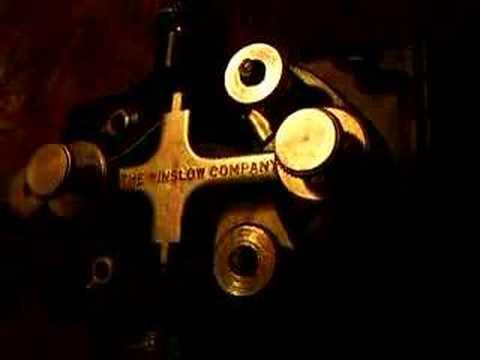 The Winslow Company J37 Telegraph Key