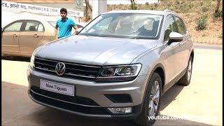 Volkswagen Tiguan 2017   Real-life review