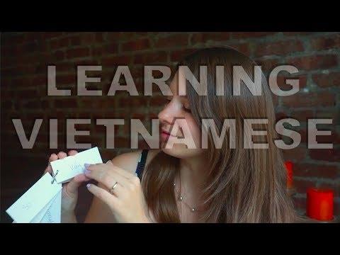 How To Learn Vietnamese (My Journey)   Người Nước Ngoài Học Tiếng Việt   Audrey Nguyen