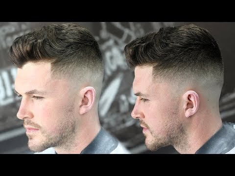 SIMPLE HAIRCUT TUTORIAL FOR MEN || EASY BEGINNER SKIN FADE TUTORIAL
