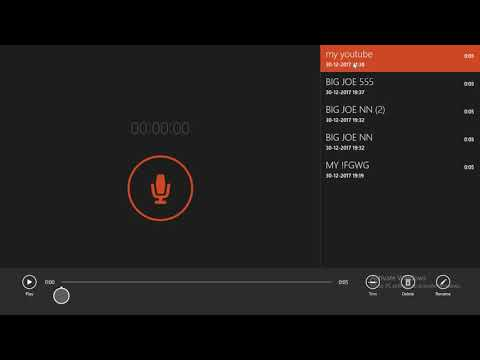 Windows 8.1 Sound Recorder How To Find Location Of Sounds Recorder