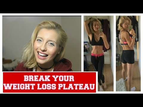 How To Break A Weight Loss Plateau!