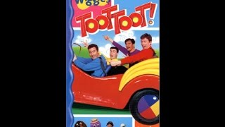 Opening and Closing to The Wiggles: Toot Toot! 2000 VHS