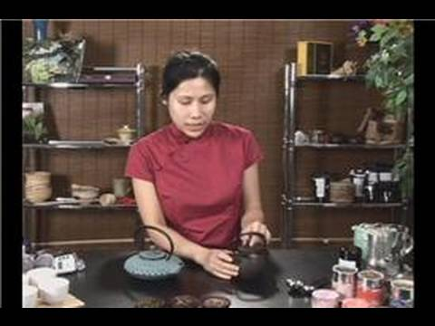 Using Teapots : Cast Iron Teapots