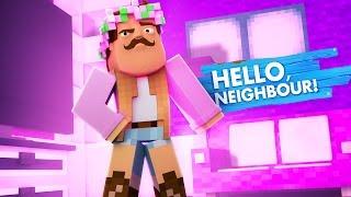 Minecraft - LITTLE KELLY TURNS INTO HELLO NEIGHBOUR!?
