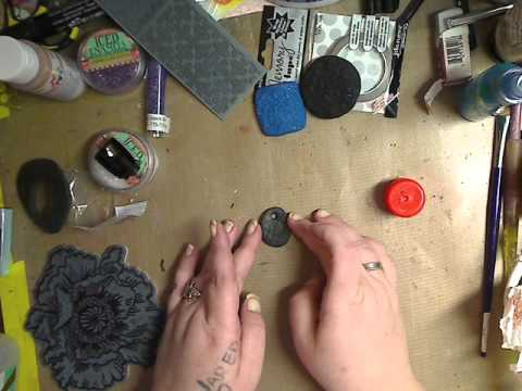 How to make Polymer Clay Pendants for Beginners