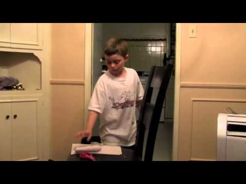 How to Make a Paper Lightsaber by Sammy
