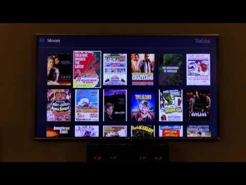 Amazon FireTV with Tablo OTA DVR quick review.