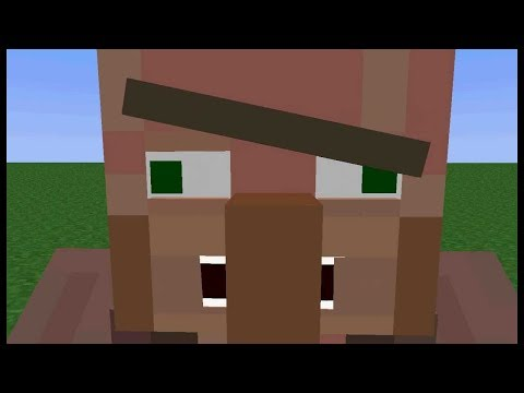 How to tame Villagers in mcpe no mod or addons