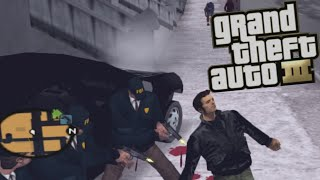 Grand Theft Auto III (PS2 Classic) [PS4] Free-Roam Gameplay #3
