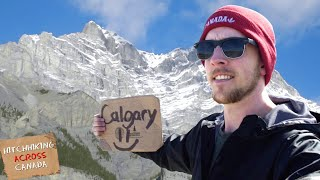 Hitchhiking To The Rocky Mountains Hitchhiking Across Canada Ep6 Mp3