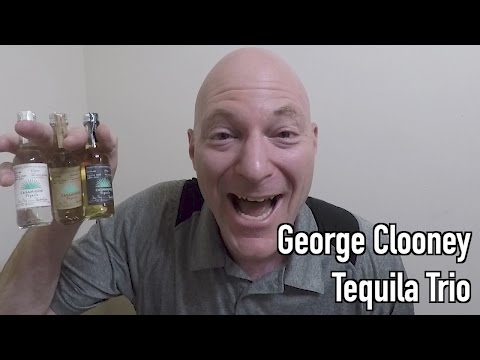 Trying George Clooney's Tequila (Casamigos)