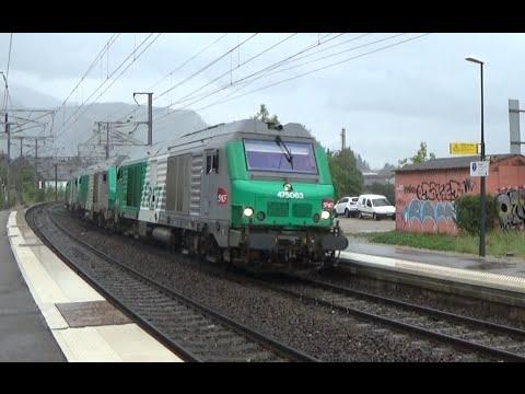 #Forte Pluie sur Lyon - Grenoble..