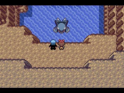 Pokemon Sapphire Part 30: Kyogre Awakens